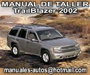 2002 Chevrolet TrailBlazer - Manual De Reparacion y Diagnostico
