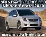 Sentra Nissan 2010 - Manual De Servicio y Reparación