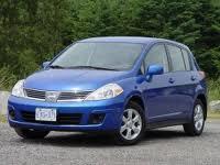 Versa 2008 Nissan - Manual de Reparación y Servicio