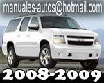 2008 2009 Chevrolet Suburban - Manual de Reparacion y Mecanica