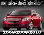 Malibu 2008 2009 20010 - Manual de Reparacion y Mecanica