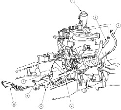 1998 Ford Ranger Alternator Wiring Diagram on 1997 ford f 250 charging system