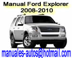 Manual Mecanico Ford Explorer 2006-2010