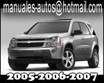 Manual De Reparacion Chevrolet Equinox 2005 al 2008